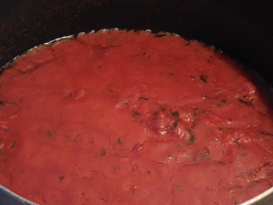 Use Fresh Organic Tomatoes To Make Tomato Stew!